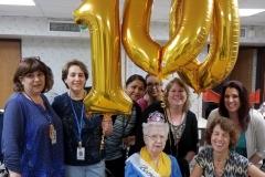 Patient Annette Scott Celebrates Her 100th Birthday